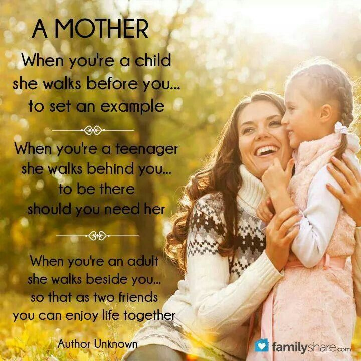 A Mother Message For Mother Mother Daughter Quotes Mothers Friend