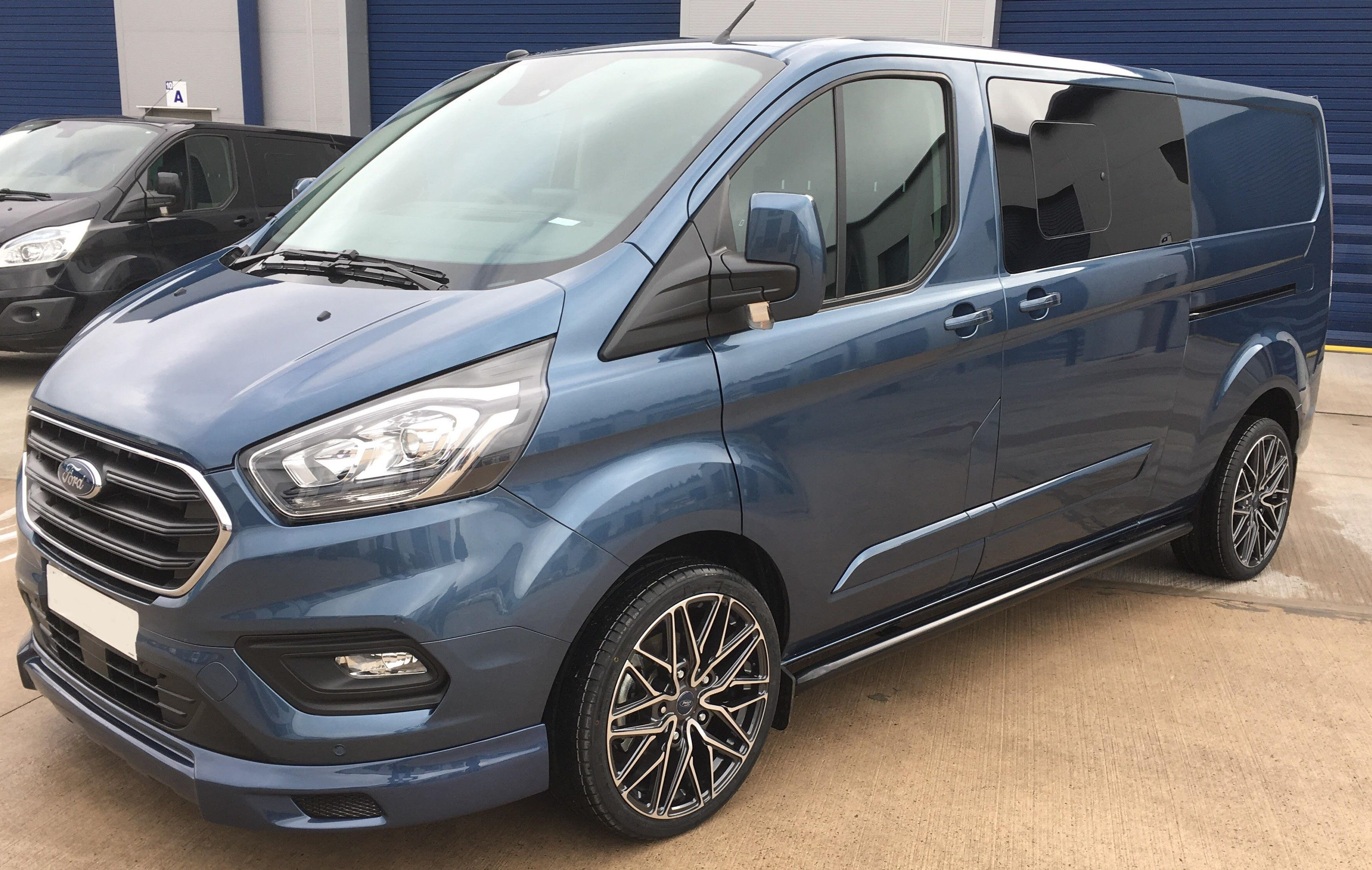 Transit Custom Q Sport Deals