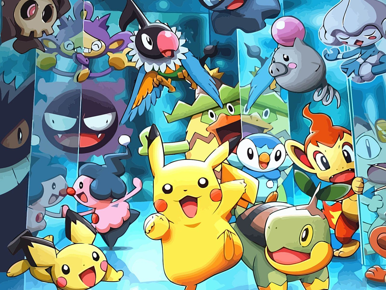 pokemon You are watching the Pikachu Pokemon Wallpapers