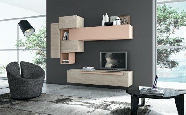 Mobilier de salon - Collection Artigo | Gautier | Зона TV ...
