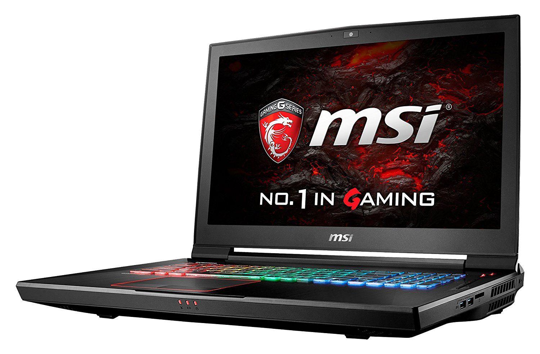 MSI GT73VR 6RE066CA Titan SLI 17.3' FHD VR Ready Gaming