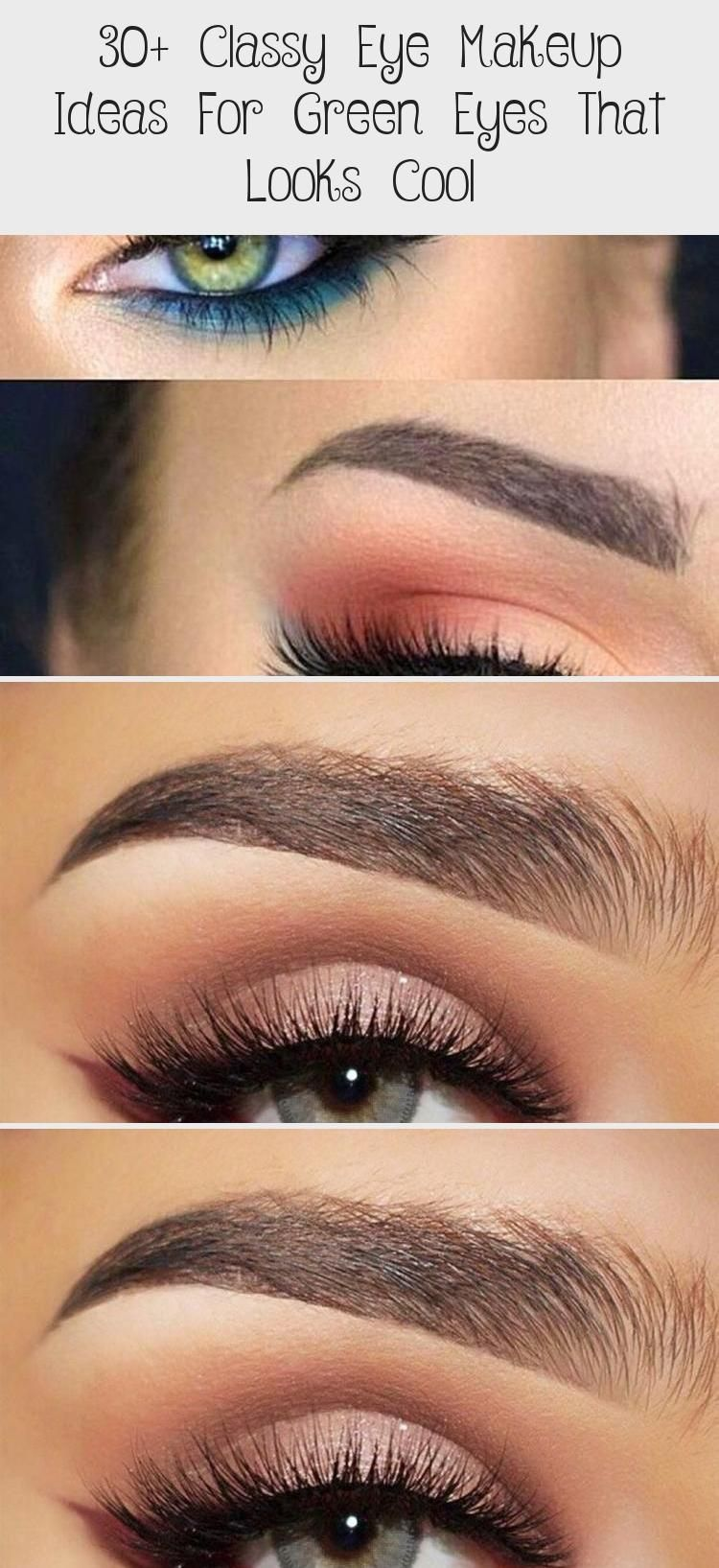 Photo of 30+ Classy Eye Makeup Ideas For Green Eyes That Looks Cool – Make-up