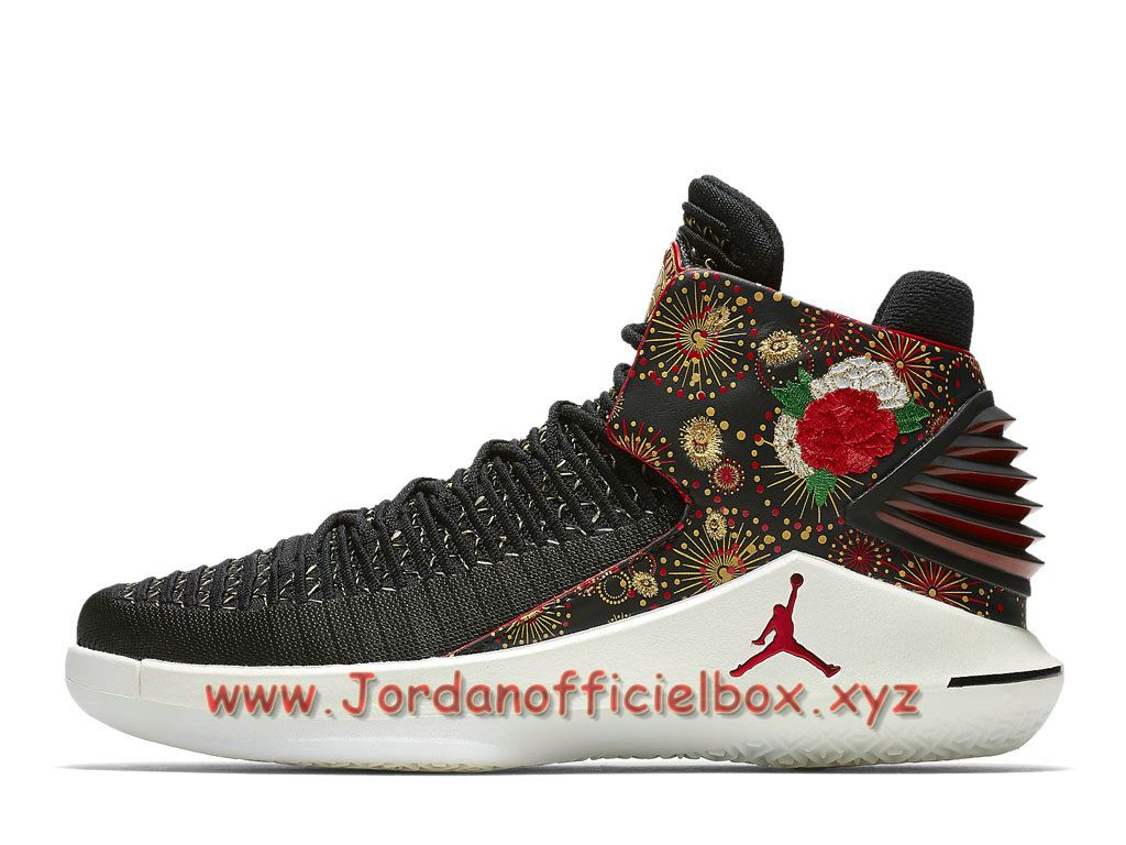 Air Jordan 32 CNY Chinese New Year AJ6333_042 Chaussures PAir Jordan Prix  our Homme-Jordan