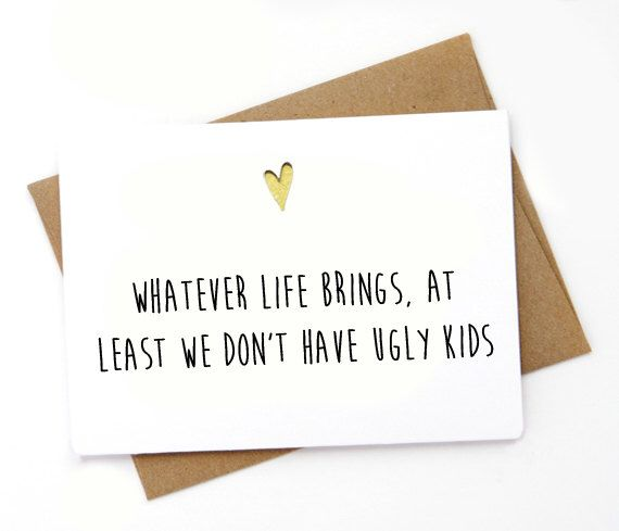 Funny Anniversary Card, Funny Love card, Valentines Card, Card for boyfriend, Funny Card for husband, Funny Card for wife, Sarcastic Card by SpicyCards on Etsy https://www.etsy.com/listing/244915870/funny-anniversary-card-funny-love-card