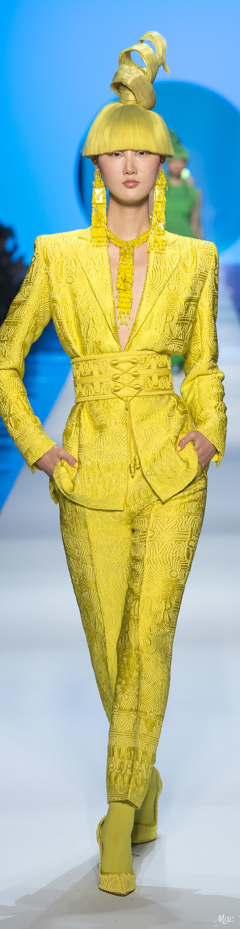Spring 2018 Haute Couture Jean Paul Gaultier