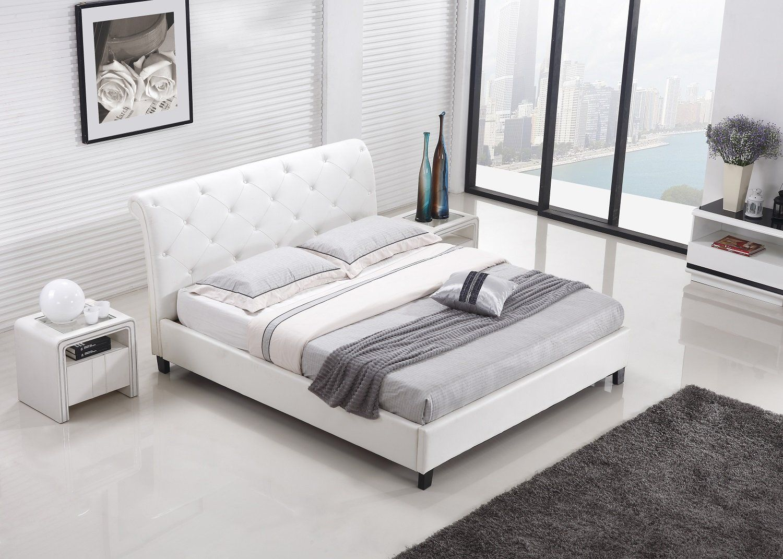 Designer Bett Barock Modern 160x200 Cm 78 Doppelbett 160x200 Cm