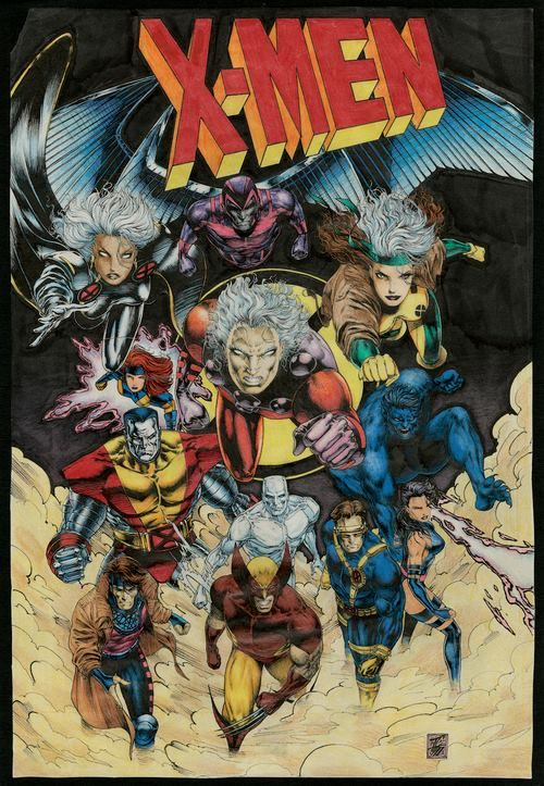 13726765 1102917606414167 1257245993031028718 N Jpg 500 723 Pixels Travis Charest Marvel Comics Art Comic Book Artwork
