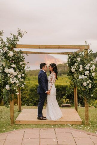 Photo of 30+ Creative Wedding Arches You Must See Right Now!