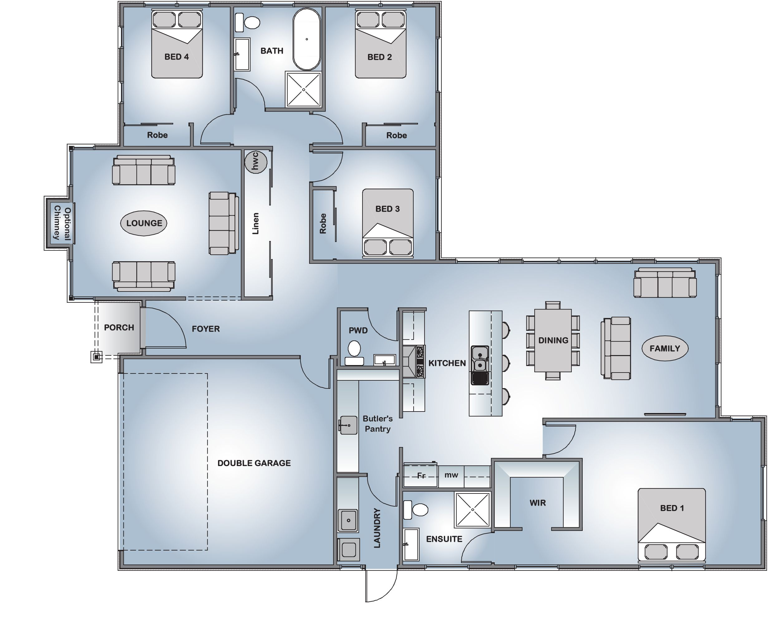 Find Your Perfect House Plans House Plans