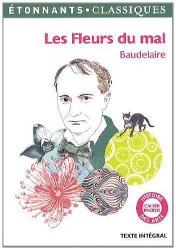 Les Fleurs Du Mal Charles Baudelaire Une Oeuvre Sous Forme De Recueil De Poemes Divise En Six Parties Sple Les Fleurs Du Mal Baudelaire Tableaux Parisiens
