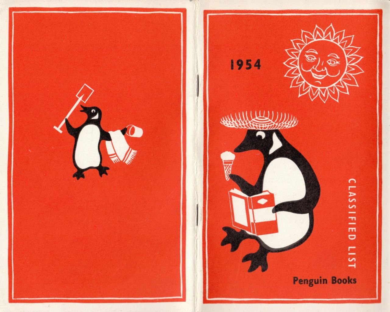 Vintage Penguin Book Cover Postcards : Ad for penguin books wedding ideas pinterest