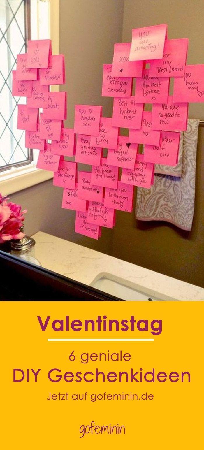 Schnell Noch Last Minute Ein Diy Geschenk Zum Valentinstag Basteln