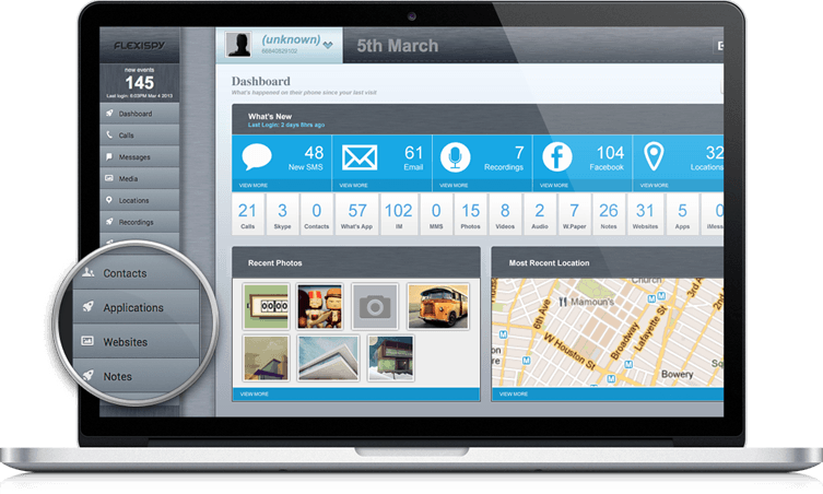 Download you personal dashboard to view all content on the