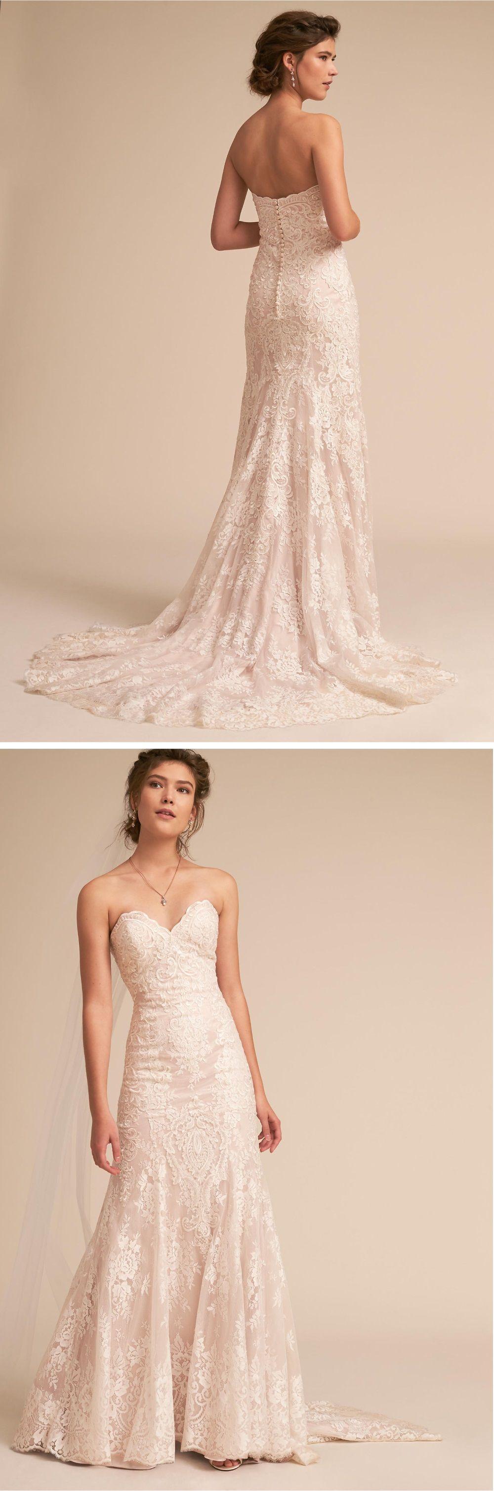 Chantilly lace wedding dress wedding dress train weddingdress