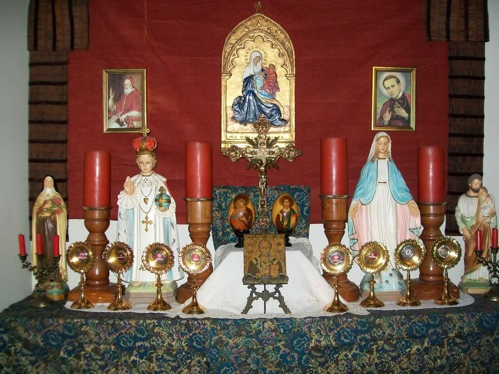 catholic altars at home home altars page 27 catholic answers