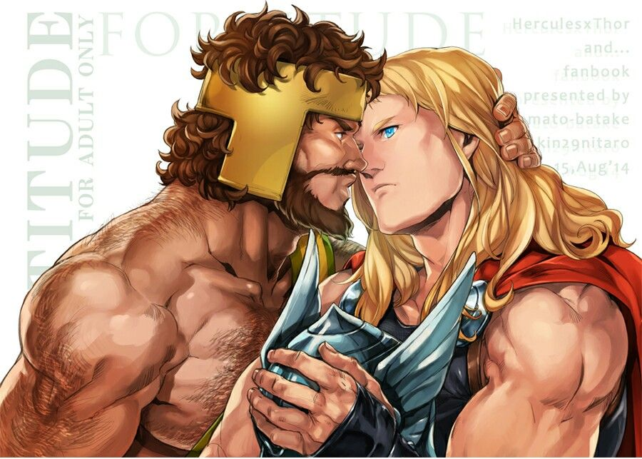 thor legends gay