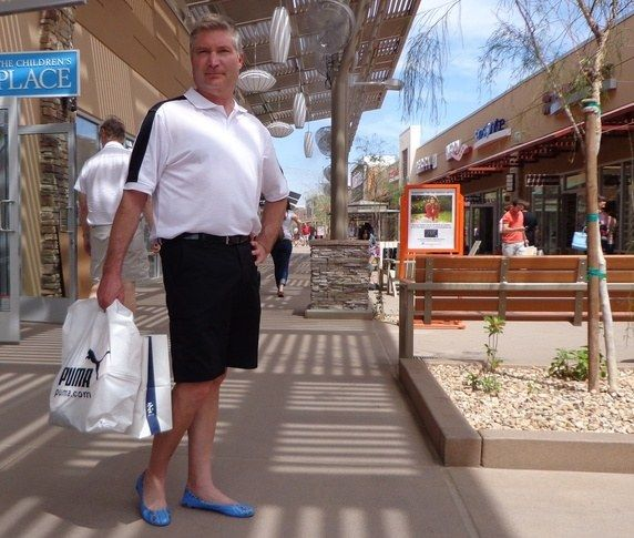 92bc27dbde2 6) Can a guy look good while wearing ballet flats  - Quora