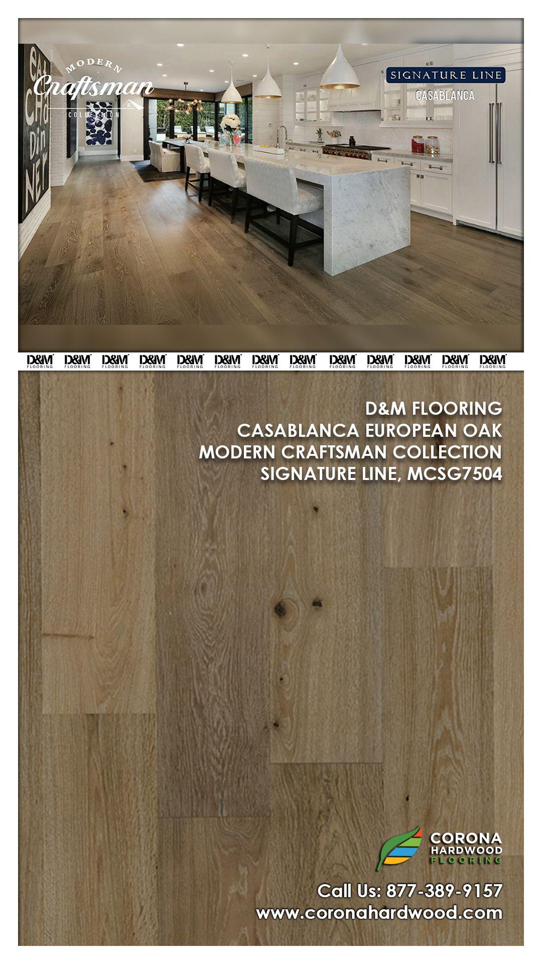 Rich Smoky Finish And Wide Planks Wide Plank Modern Craftsman Oak Planks