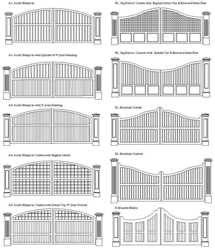 Modelos Puertas Exterior De 2 Hojas Batientes