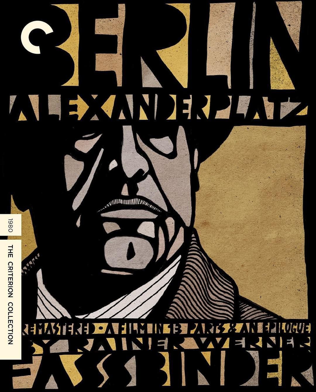 Criterion Collection Rainer Werner Fassbinder S Crowning Achievement The Controversial 15 Hour Immersive Epic Berlin Alexanderpl Berlin Poster Illustration