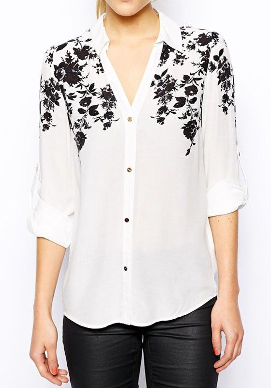 Polyester Blouses