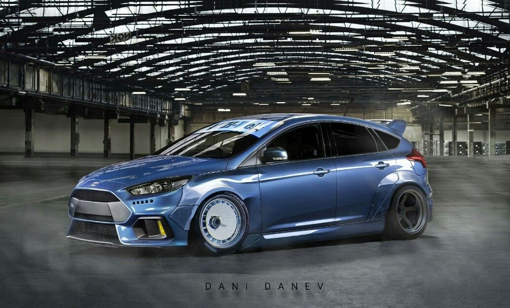 Ford Focus Rs Rocket Bunny Ford Focus Ford Focus Rs Focus Rs