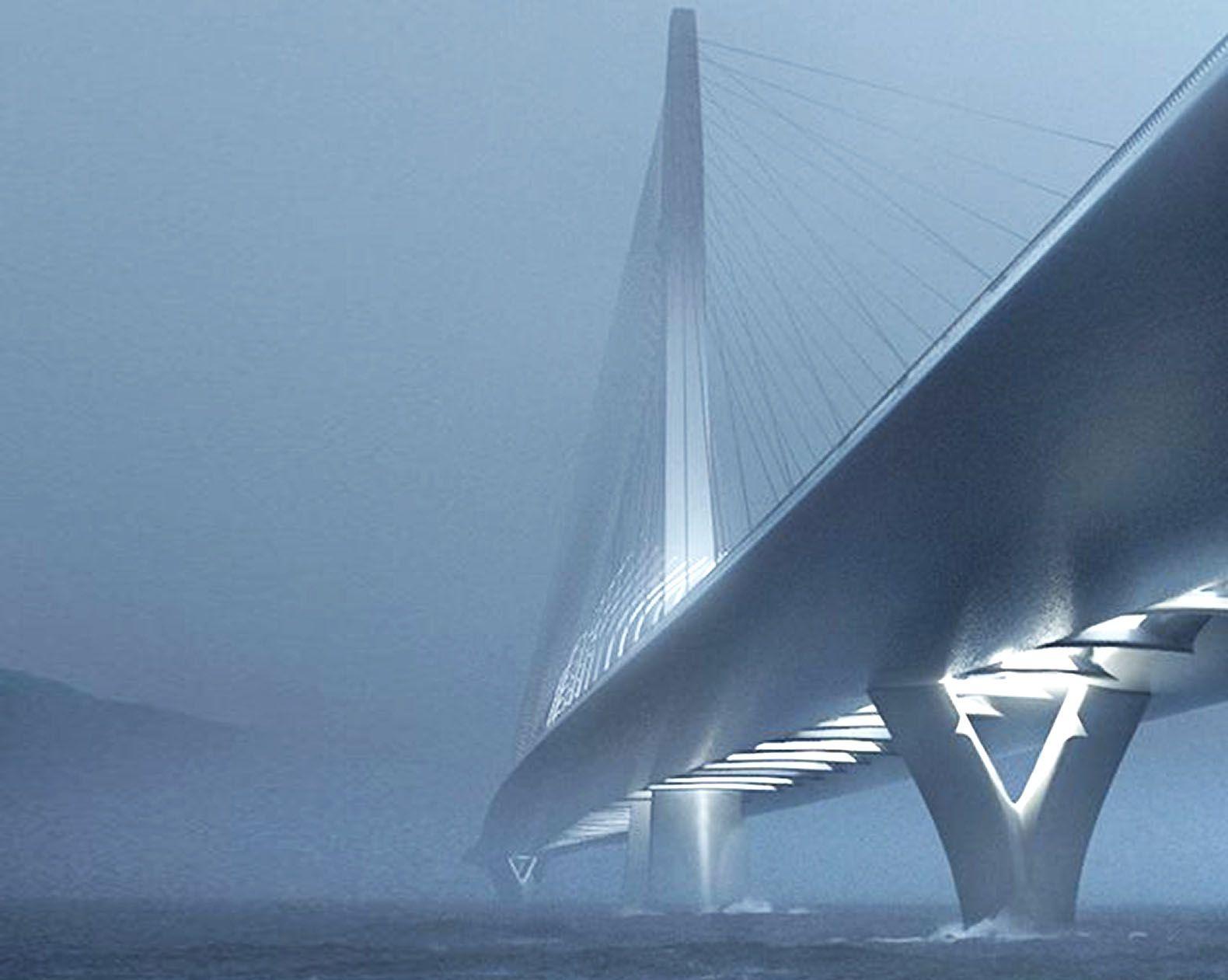 Zaha Hadid Architects Win Danjiang Bridge Competition In
