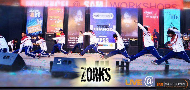 The Zorks at SAM