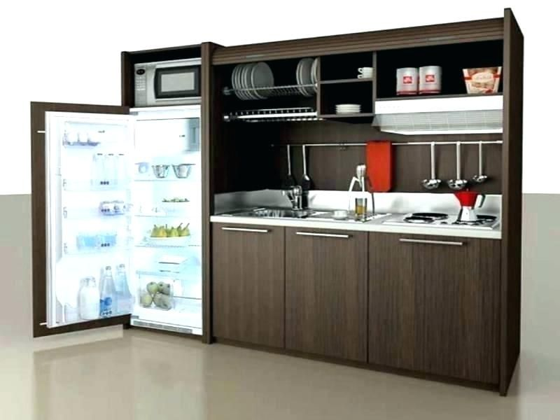 All In One Kitchen Units Unit Ideas For Efficiency Apartment Prices Small Furniture Open Plan Kitchens