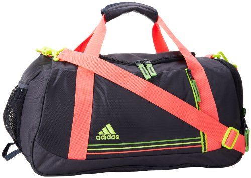 new product e77bf a4496 adidas Women s Squad Duffel Bag, One Size 10 3 4 x 20 x