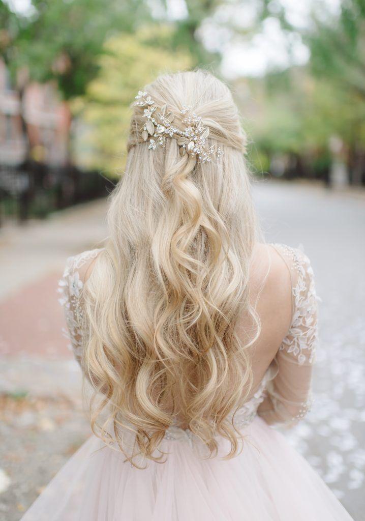 Fairytale Wedding Shoot Fairytale Hair Wedding Hairstyles