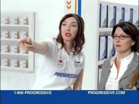 Progressive Insurance Commercial Cast