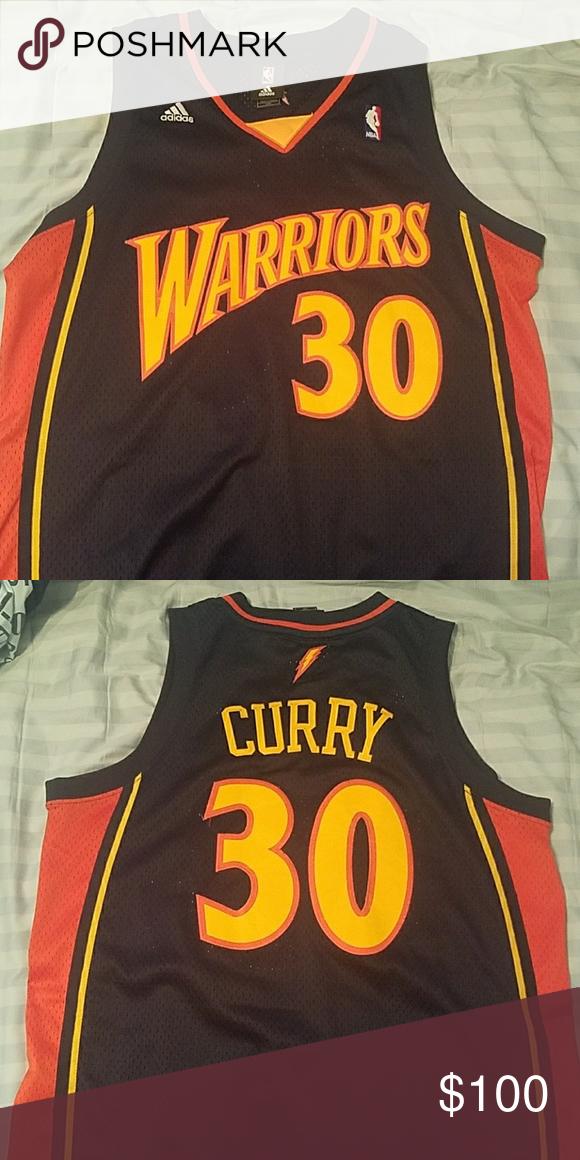 timeless design 34b79 40d4f Steph Curry NBA Jersey #30 Stephen Curry swingman Golden ...