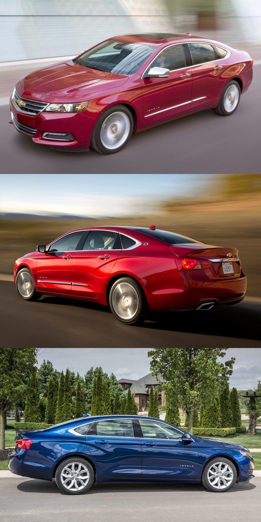 2020 Chevrolet Impala Now Cheaper Than 2019 Impala Chevrolet