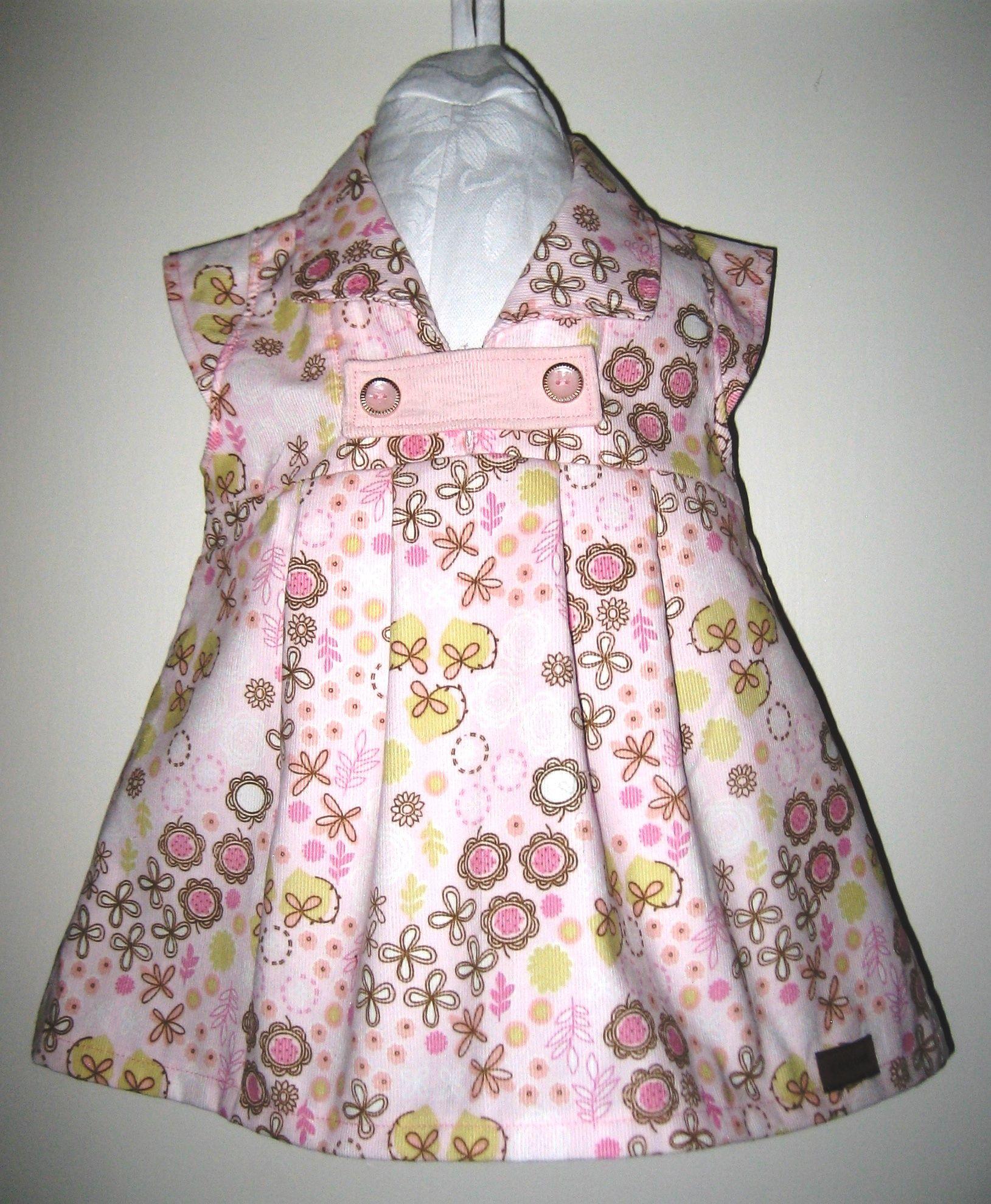 Baby kjole - baby dress