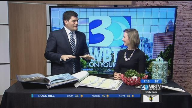 WBTV is the CBS TV station in Charlotte, North Carolina, with