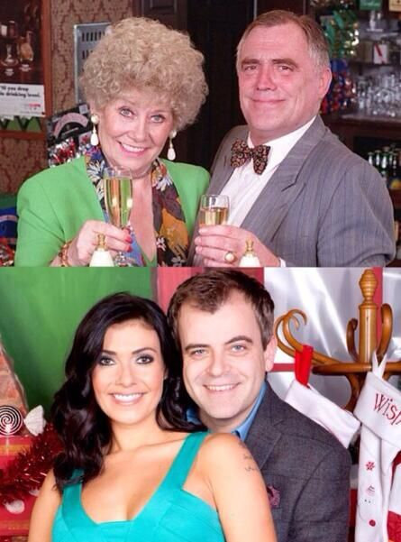 Jack and vera, michelle and steve