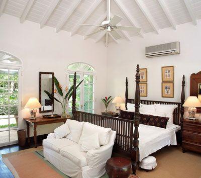 luxury rental house, Fustic House, Caribbean