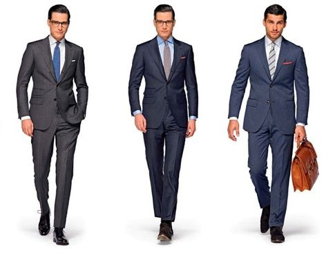 b68af985b71 Should I wear a lapel pin and a pocket square along with a double breasted  suit for my job interview  - Quora