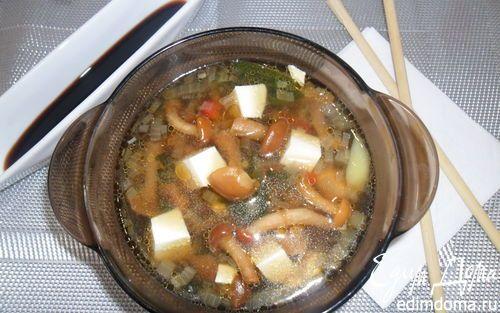 Мисо суп с опятами | Рецепт (с изображениями) | Идеи для ...
