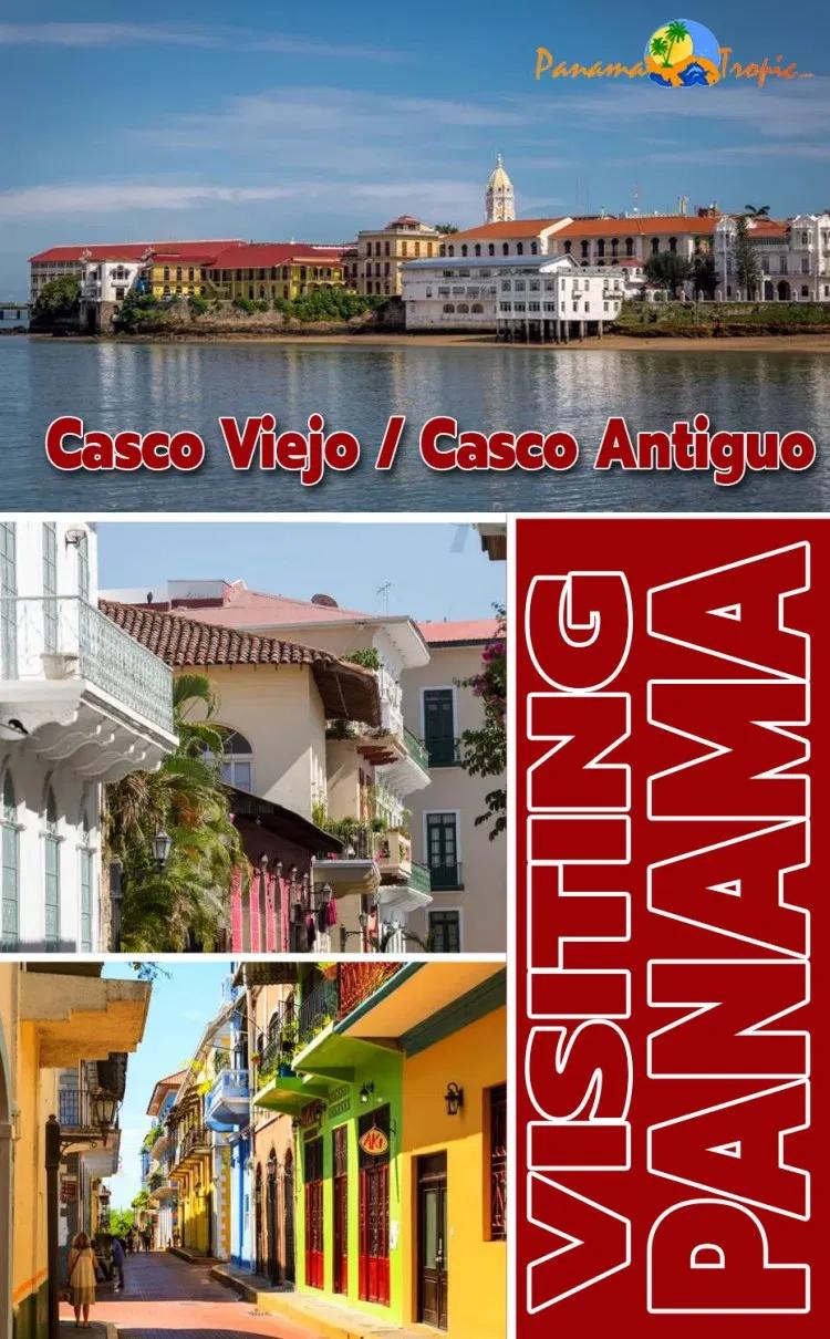 Casco Viejo Casco Antiguo Panama Panama Tropic Panama City Panama Panama Canal Caribbean Islands