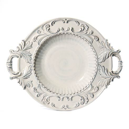$89.00 Round Bowl with Handles