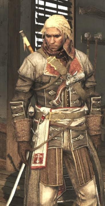 Assassin S Creed Black Flag Templar Armor Character Design