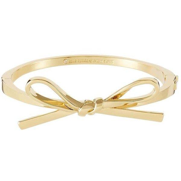 SKINNY MINI BOW BANGLE Armband gold coloured Zalando