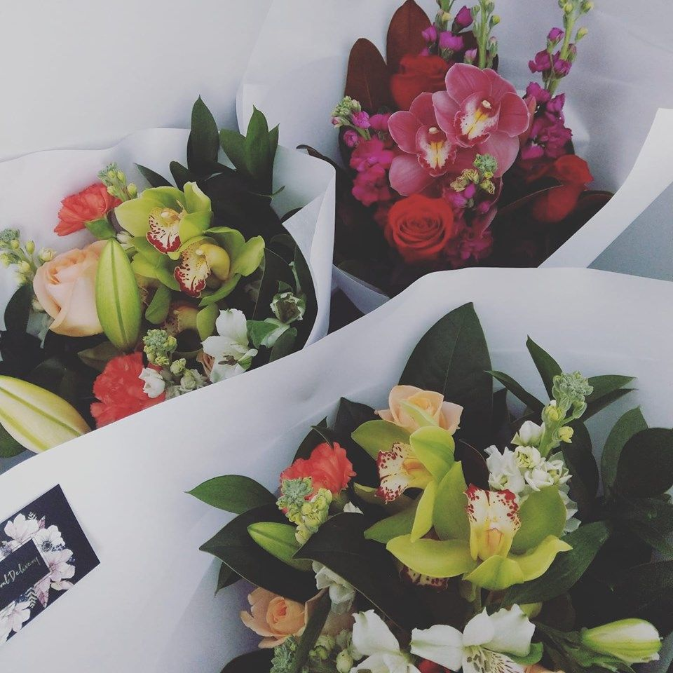 The Floral Delivery Wellington Florist New Zealand So many