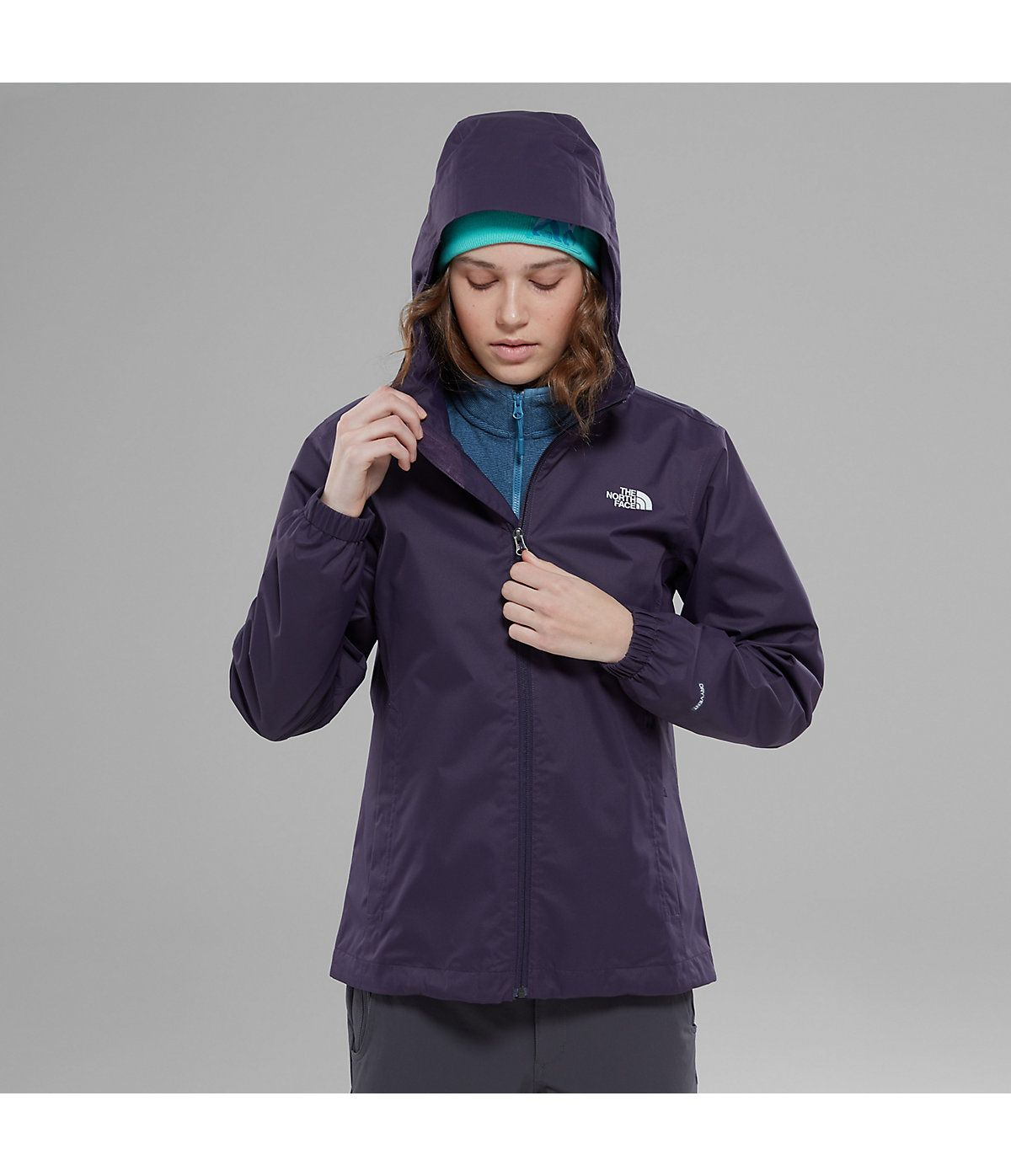 north face quest mujer