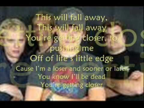 3 Doors Down Loser Lyrics Hard Music Lyrics Im A Loser