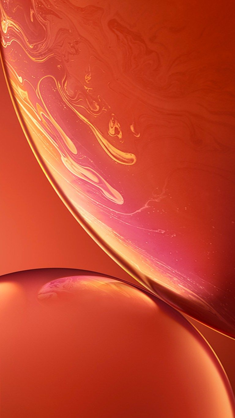 Download Original Apple Iphone Xr Wallpaper 03 Coral
