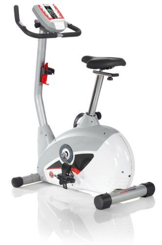 The Schwinn 140 Upright Bike Delivers A Compact Design That Relies On Core Muscles To Balance Your Bod Biking Workout Upright Exercise Bike Best Exercise Bike