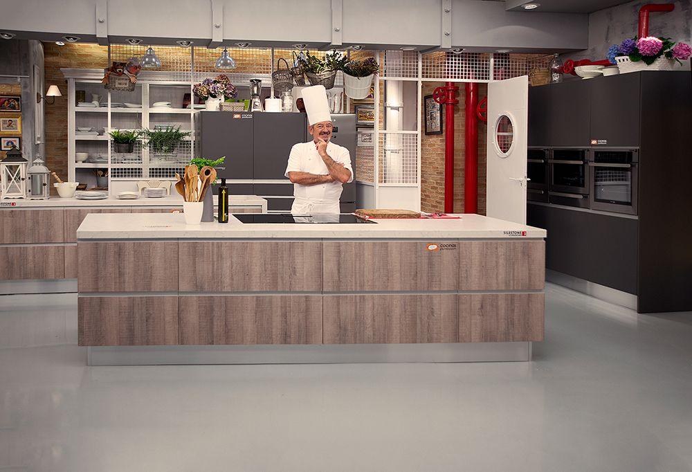 Cuarta cocina montada por Cocinas.com para el programa de \